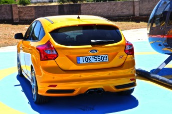 Test Drive: Ford Focus ST - 030