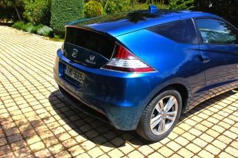 Test Drive: Honda CR-Z - 018
