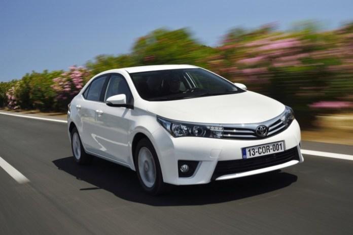 Toyota Corolla 2014 (9)