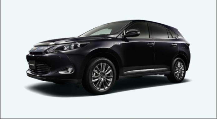 Toyota Harrier 2014 (3)