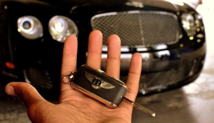bentley keys