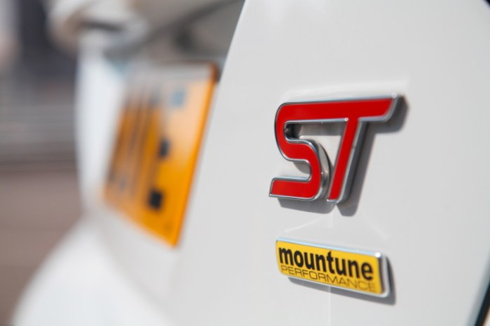 Ford Offers Focus ST and Fiesta ST with Power-Boosting Mountune