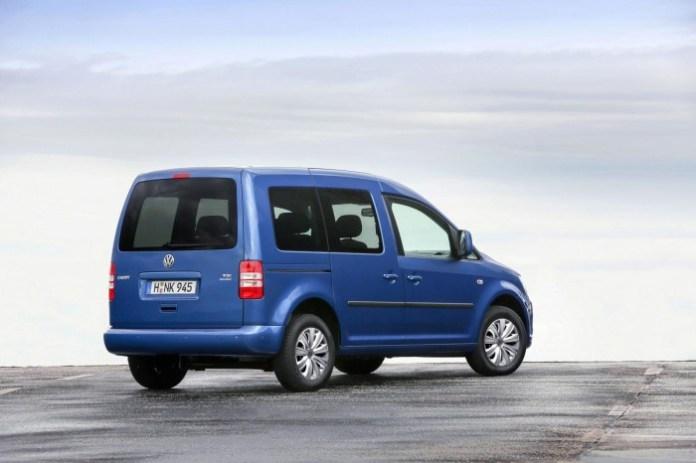 Volkswagen Caddy BlueMotion