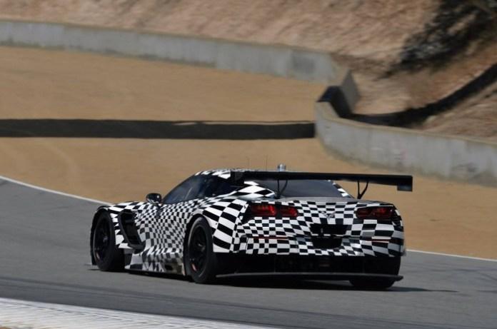 Corvette Racing's C7.R