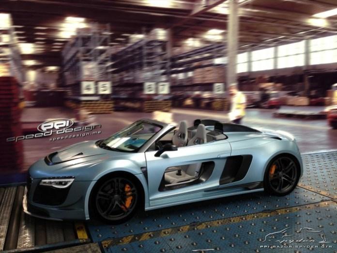 Audi R8 V10 Spyder by PPI Razor