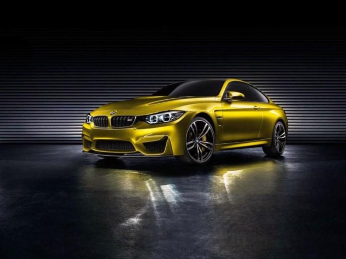BMW M4 Coupe Concept (1)