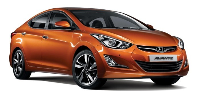 Hyundai Elantra facelift 2014 (1)