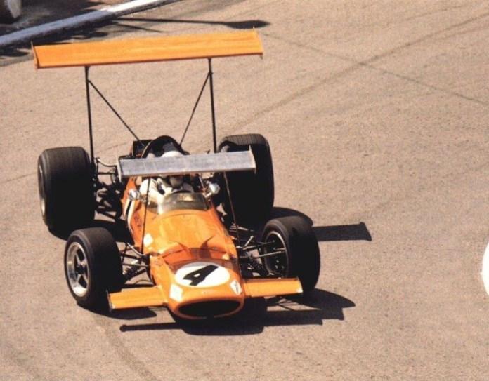 McLaren M7C - Monaco 1969