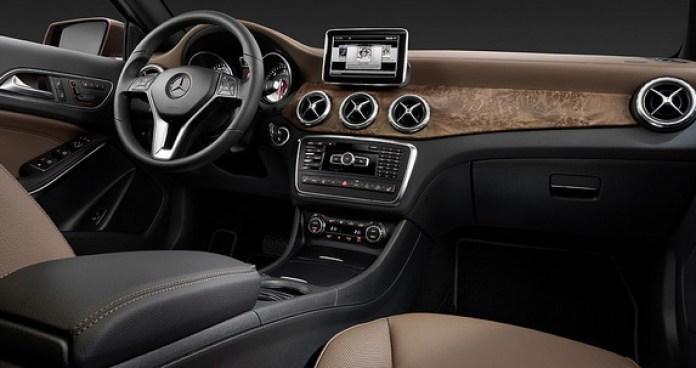 Mercedes-Benz GLA 2014 First Photos (7)