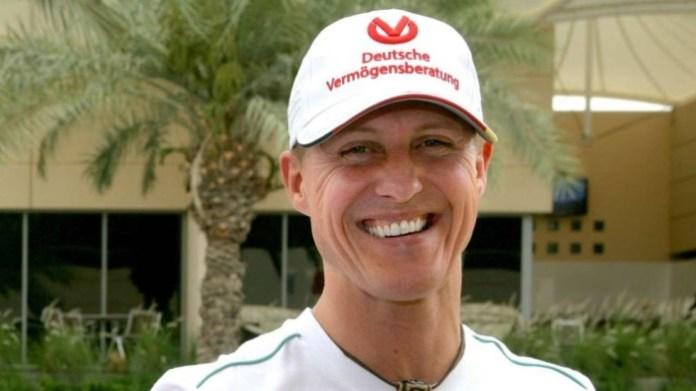 Michael Schumacher Deutsche Vermogensberatung