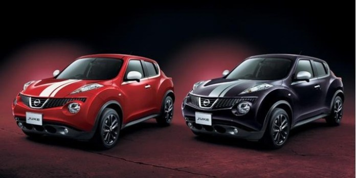 Nissan Juke 15RX Personalized Package
