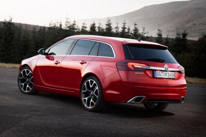 Opel Insignia OPC Facelift 2014