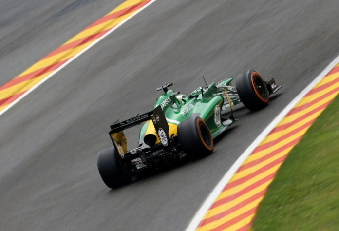 Formula One World Championship 2013, Round 10, Belgian Grand Prix