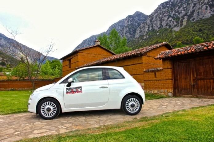 Test Drive: Fiat 500 Twinair - 14