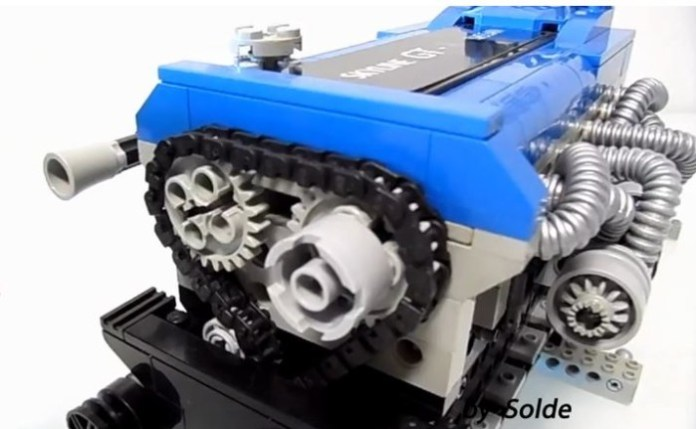 skyline lego engine