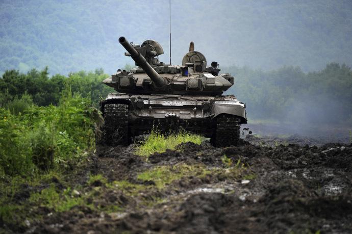 Воронежско-Шумленская мотострелковая бригада, дислоцирующаяся в Северной Осетии