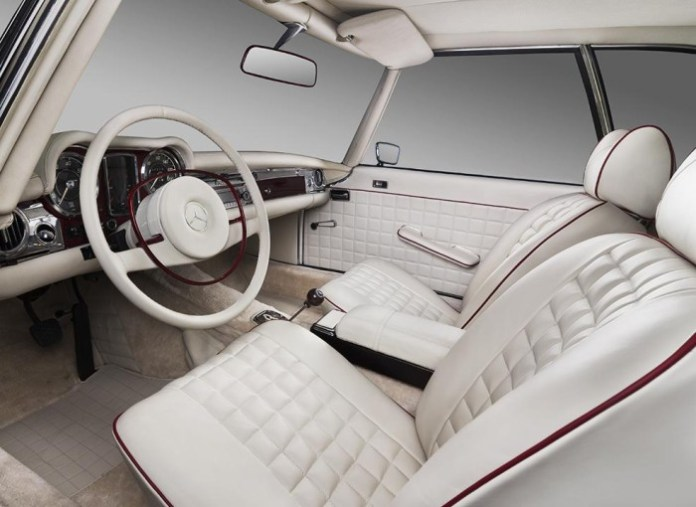 1971 Mercedes-Benz 280SL by Overdrive