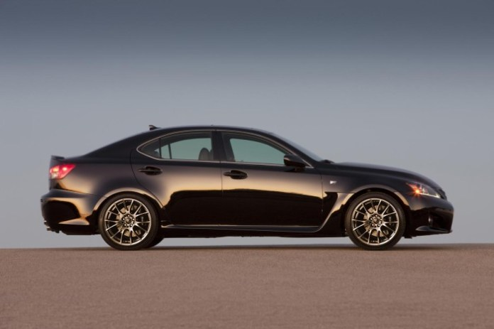 2014 Lexus IS F 2