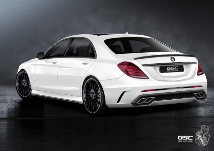 2014 Mercedes-Benz S-Class by German Special Customs