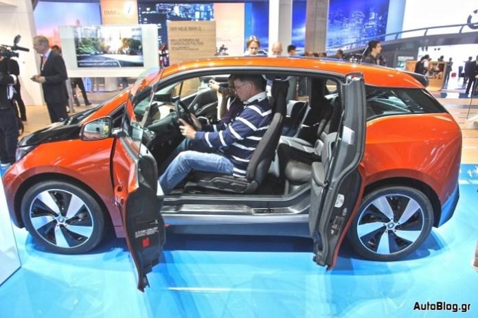 BMW i3 Live in Frankfurt Motor Show 2013 (7)