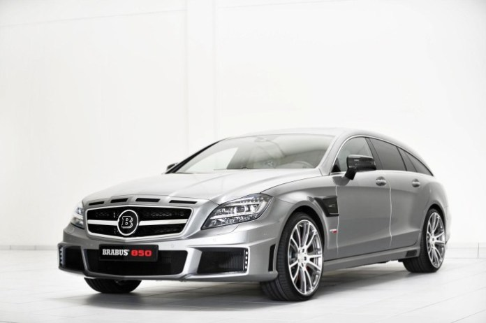 Brabus 850 Shooting Brake 6.0 Biturbo 4Matic 1