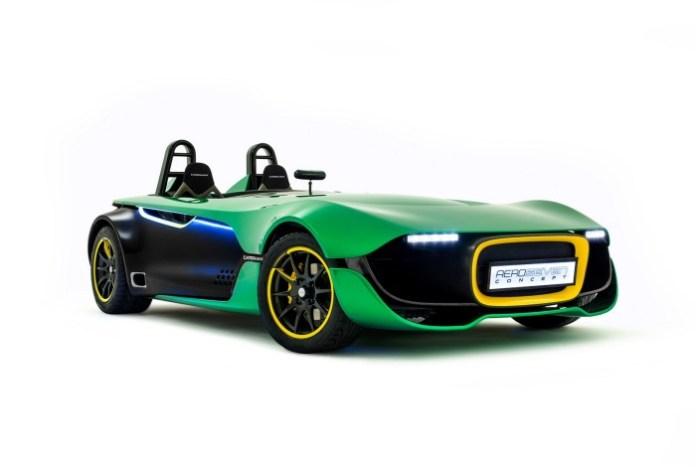 Caterham AeroSeven Concept (1)