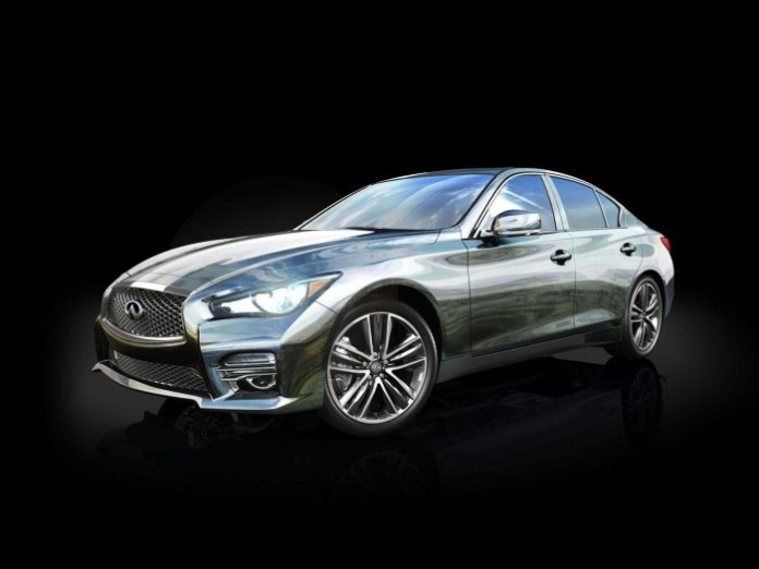 Infiniti Q50 by Thom Browne