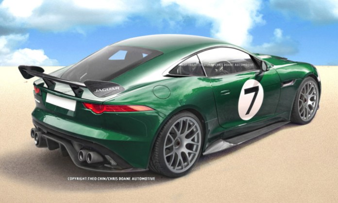 Jaguar F-Type GT3 rendering (1)