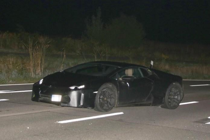 Lamborghini Cabrera Spy Photos (9)