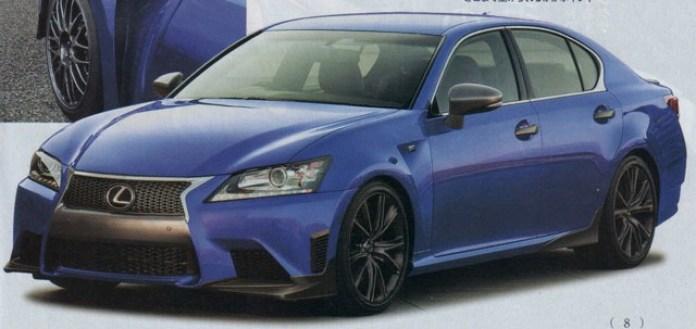 Lexus GS F (3)