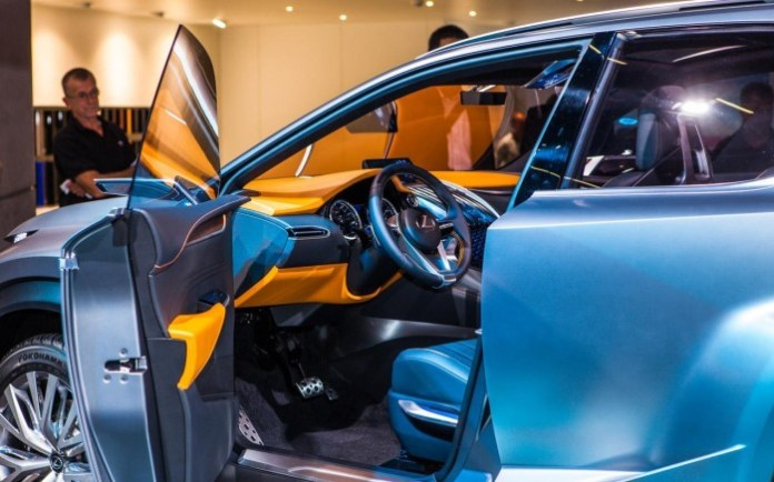 Lexus LF-NX Concept (7)