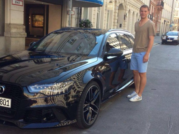 Manuel Neuer rs6