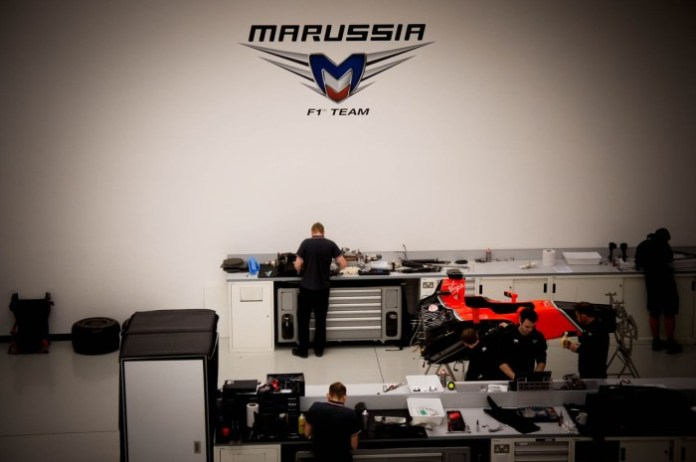 Marussia-Factory