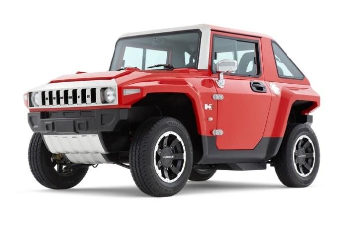 Mini Hummer EV (1)