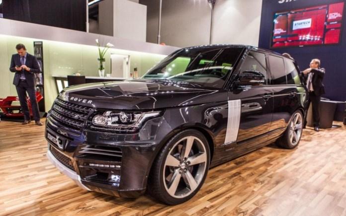 Startech Range Rover Evoque 2013 (14)