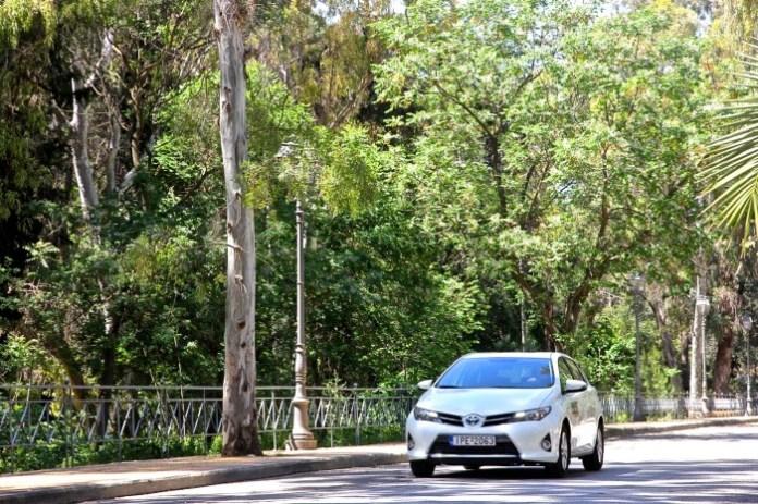 Test Drive: Toyota Auris HSD - 008