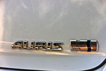 Test Drive: Toyota Auris HSD - 023