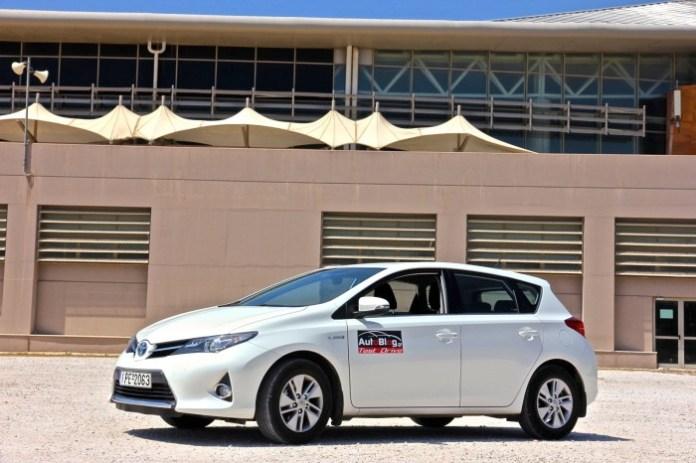 Test Drive: Toyota Auris HSD - 074
