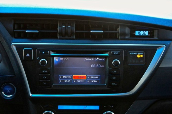 Test Drive: Toyota Auris HSD - 113