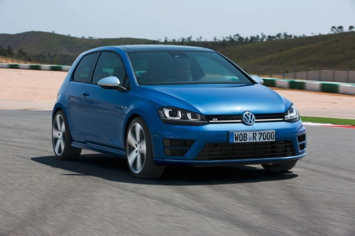 Volkswagen Golf R (1)