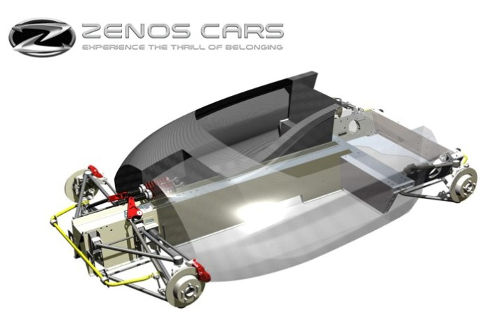 Zenos E10 design sketch (1)