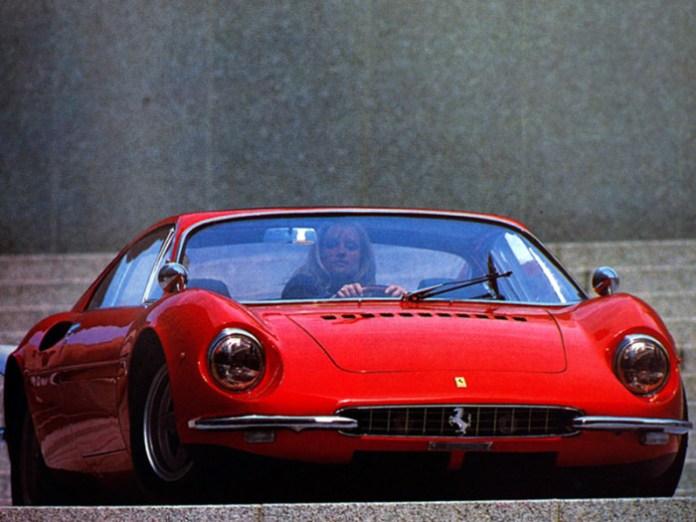Ferrari 365P Berlinetta Speciale