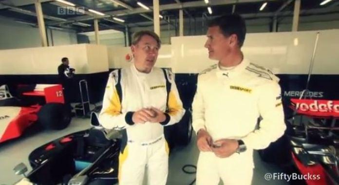 hakkinen coulthard