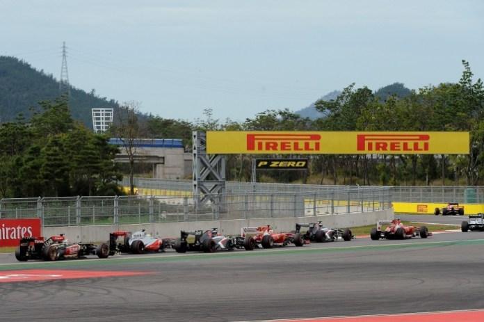 GP KOREA F1/2013