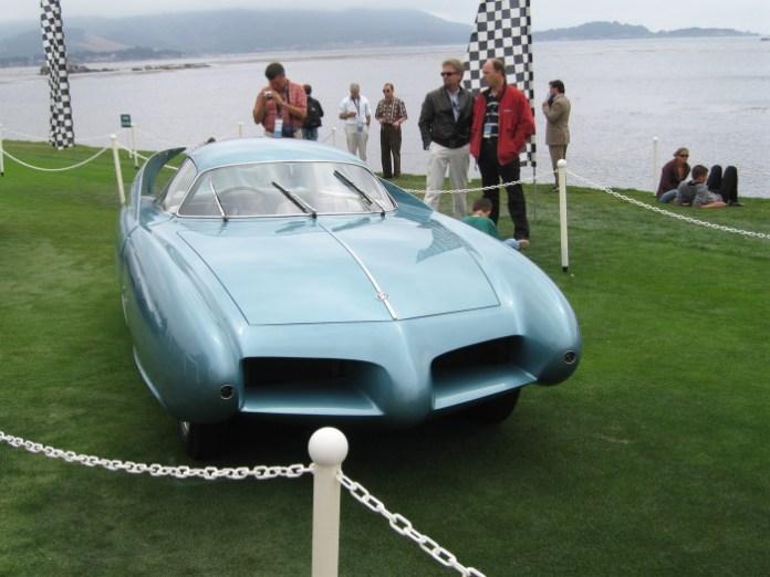 Alfa Romeo BAT 7 Concept