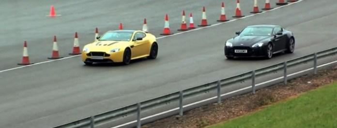 Aston Martin V12 Vantage S V12 Vantage