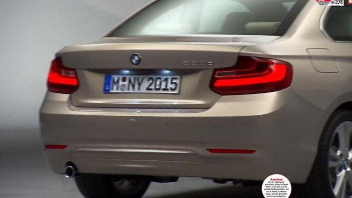 BMW 2-Series Coupe leaked (9)