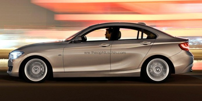 BMW 2-Series GranCoupe