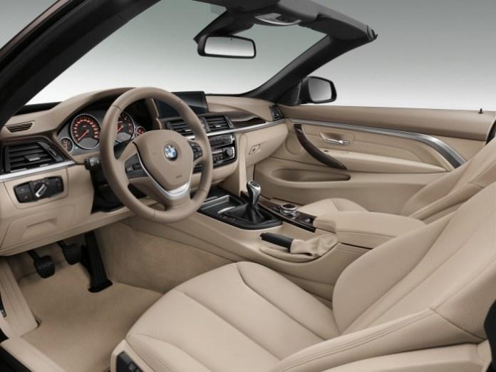 BMW 4-Series Convertible 2014. (50)