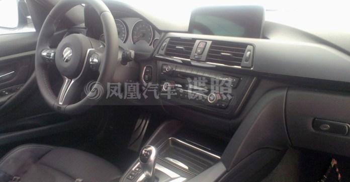 BMW M3 2014 Spy Photos